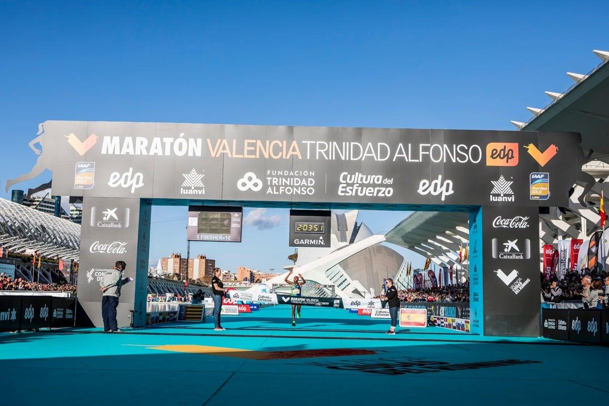 Fot: Facebook Maratón Valencia