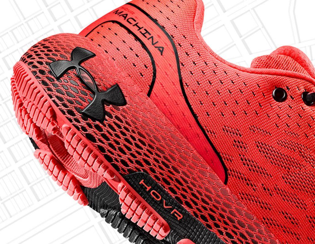 Under Armour mocny gracz na rynku butów biegowych