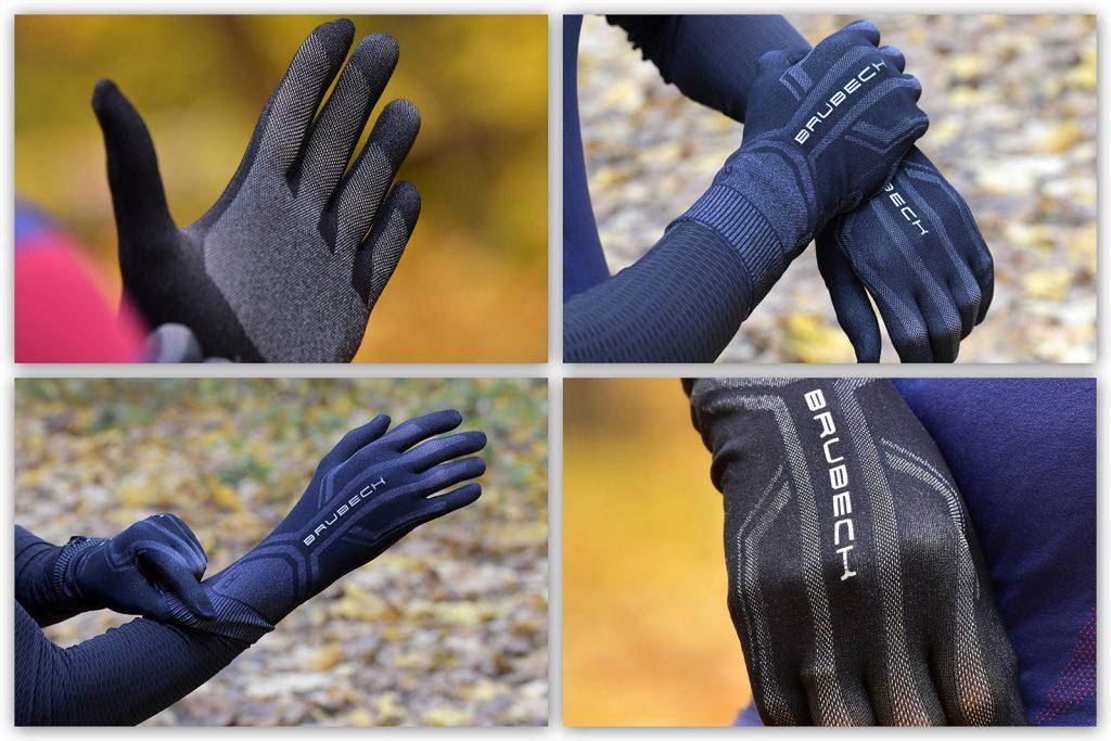 rękawiczki biegowe