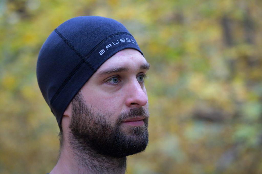 czapka biegowa