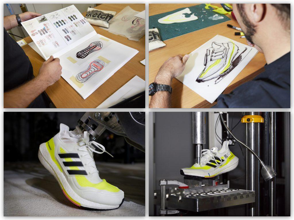 Proces powstawania adidas Ultraboost 21